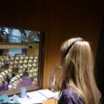 Interpreter in Booth